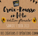 """CROIX ROUSSE EN FÊTE """"édition florale"""""""